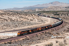 DSC_7308DSC_7306, Victorville, CA. March 22, 2012 (Rkap10) Tags: bnsf california importedtags other railroad