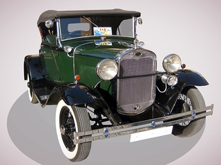 FORD TIPO A (1930)