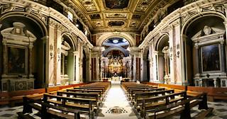 Sanctuary of Montenero-Leghorn