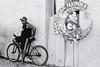 Illusions and reality (fcribari) Tags: 2017 35mm brasil brazil fujifilm pernambuco recife xpro2 bicicleta bicycle bike blackandwhite blancoynegro fotografiaderua monochrome pretoebranco street streetphoto streetphotography reality illusions