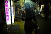 Shinjuku Blues (Victor Borst) Tags: street streetphotography streetlife reallife real realpeople asia asian asians faces face candid travel travelling trip traffic shinjuku traveling urban urbanroots urbanjungle people umbrella colors colorful fuji fujifilm xpro2 japan japanese
