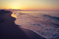 beach (blueandyou.photography) Tags: kreta landschaft landscape nature nikon blueandyouphotography beach wave outdoor langzeitbelichtung longexposure sunset strand greece