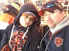 me and nathalie. bears vs greenbay. november 2017 (timp37) Tags: me nat nathalie bears chicago greenbay green bay packers football soldier field november 2017 illinois