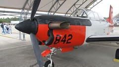 "Beech T-34C Mentor 1 • <a style=""font-size:0.8em;"" href=""http://www.flickr.com/photos/81723459@N04/26659771349/"" target=""_blank"">View on Flickr</a>"