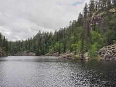 Hossa, Julma Ölkky (Marko@Oulu) Tags: hossa julma ölkky suomi finland boat trip canyon lake kanjoni järvi kallio cliffs hiking