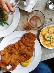 Vienna (jimmylikestoeat) Tags: vienna tavel austria food schnitzle