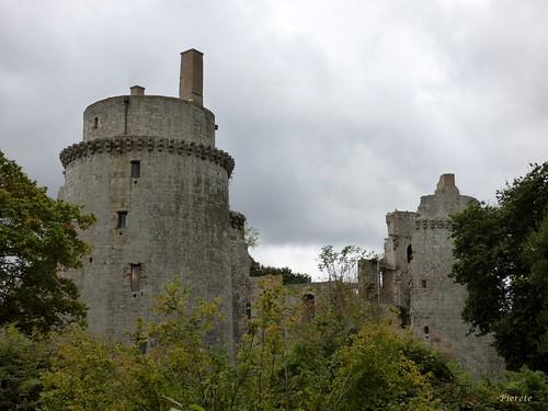 Château de la Hunaudaye...Plédéliac