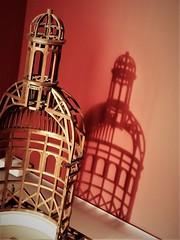 Structure (Dans le viseur) Tags: maquette ombre mur gx80 gx85 lumix