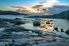 Lutatangen longexposure (Morten T.) Tags: longexposure longexpoelite sea seascape sealife canon manfroto photography photo purple rocks norway norge northsea