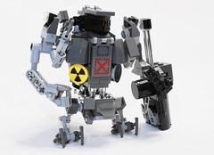 Lego Robocop 2 (21gramsofjungle) Tags: lego legos toys moc afol legoart brickarms brickforge brickwarriors legophotography robocop2 irvinkershner frankmiller cain tomnoonan peterweller nuke philtippett stopmotion puppet cultclassic scifi ocp omniconsumerproducts detroit robocop cyborg