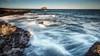 Seacliff Beach, East Lothian (MacLeanPhotographic) Tags: workshop longexposure seacliff beach eastlothian fujifilm xt2 scotland lee09ndgrad leefilters