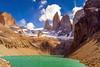 Las Torres del Paine (Parque Nacional Torres del Paine - Patagonia, Chile) (Cris Photos (Thanks for 1,8 Million views)) Tags: torresdelpaine paine patagonia chile paisaje landscape cumbre magallanes trekking summer sun park montaña mountain naturaleza