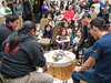 HumanRightsDayGPEIBLS_HRT_9917x_HRT (Government of Prince Edward Island) Tags: humanrights native students crafts drummers drum mikmaq french mighty