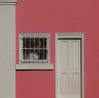 blushing facade