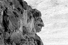 """Indian Rock in B&W • <a style=""""font-size:0.8em;"""" href=""""http://www.flickr.com/photos/17192414@N00/37555220225/"""" target=""""_blank"""">View on Flickr</a>"""