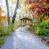Unwinding (kmac1960) Tags: nature fallcolors trails pathway canon80d tamronlens outdoors outside trees sunny morning shawneemissionpark leaves kellymcgregorphotogrphy