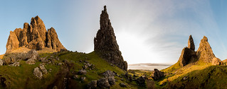 Beyond the Old Man of Storr...