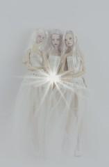 star (dolls of milena) Tags: bjd resin doll popovy sisters dolls magpie landy rat peewit portrait