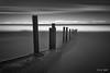 "Seafence (""A.S.A."") Tags: seaham countydurham britain northeast northeastcoast northsea tide beach groynes slow shutter longexposure cloud infrared830nm sonya7rinfrared830nm canonef1740mmf4lusm leefilters leebigstopper nd110 heliopancpl blackwhite mono monochrome greyscale niksoftware silverefex asa2017"