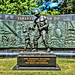 United States Navy Seabee Memorial - Can Do We Build We Fight