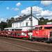 Der letzte Sommer (FNIS) Tags: eisenbahn neuisenburg arz autoreisezug 363115 br363 v60 ore