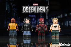 The Defenders (McLovin1309) Tags: defenders netflix jessica jones luke cage daredevil matt matthew murdoch murdock iron fist danny rand marvel mcu comic comics
