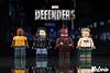 The Defenders (McLovin1309) Tags: defenders netflix jessica jones luke cage daredevil matt matthew murdoch murdock iron fist danny rand marvel mcu comic comics
