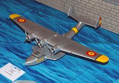Dornier Do-24 Italeri 1/72 (Irish251) Tags: ipms model plastic aircraft kit telford 2017