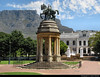 Iziko South African Museum, Delville Wood Memorial & Table Mountain, Cape Town, South Africa