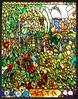 Barcelona - Balmes 048 i15 (Arnim Schulz) Tags: modernisme modernismo barcelona artnouveau stilefloreale jugendstil cataluña catalunya catalonia katalonien arquitectura architecture architektur building edificio bâtiment gebäude spanien spain espagne españa espanya belleepoque stained glass vidrieras vitralls vitrage vidrier vitrail glas glasfenster art arte kunst baukunst gaudí liberty ornament ornamento farbglas bunt farbe color colour couleur