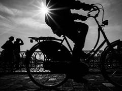 in the streets (Dan-Schneider) Tags: streetphotography schwarzweiss silhouette scene sun shadow blackandwhite bw light monochrome moment zurich