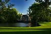 Darfeld Castle (betadecay2000) Tags: castle schlos schloss wasser wasserschloss darfeld germany deutschland münsterland kreis coesfeld rasen lawn idylle schlossteich teich pond lake