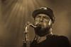 Just'a Givin'er (Daniel_MacLean) Tags: music sax soul jazz black white