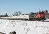 No More (Joseph Bishop) Tags: cn 2665 ge c449w cndundassubdivision brantford trains train track tracks railfan railroad railway rail rails 144