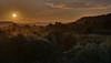 Luces del amanecer (Rafa perena) Tags: amanecer sunset sol nubes cielos montaña campo naturaleza landscapes scenery paisaje angular sigma1835 18 nitideez filtros nd colores arboles airelibre lighroom nikond7100 amazing irreal