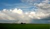 San Joaquin Valley (citron_smurf) Tags: centralcalifornia california southerncalifornia polkcounty polk sanjoaquin the5 rainbow clouds farm