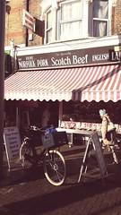 Parson's, traditional customer service, High Street, Walthamstow (Dan K ™) Tags: london cortina cycling dutchstyle workbike transportfiets dutchbike opafiets cortinafietsen