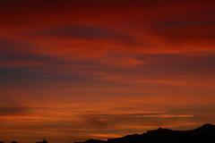 Sunset 11 21 17 015 (Az Skies Photography) Tags: canon eos 80d canoneos80d eos80d canon80d cloud clouds sky skycape red orange yellow gold golden salmon balck arizonasky arizonaskyline arizonaskyscape sun rio rico arizona az riorico rioricoaz november 21 2017 november212017 11212017 112117 skyline set sunset dusk twilight nightfall