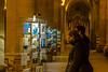 Exposition de cèches à la cathédrale du Havre