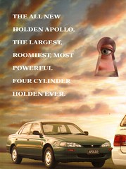 1993 JM Holden Apollo 4 Door Sedan & Wagon Page 1 Aussie Original Magazine Advertisement (Darren Marlow) Tags: 1 3 9 19 93 1993 j m jm h holden t toyota c camry a apollo s sedan w wagon car cool collectible collectors classic automobile v vehicle jap japan japanese asian asia 90s