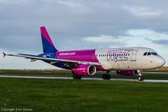 Wizz Air HA-LWC (U. Heinze) Tags: aircraft airlines airways haj hannoverlangenhagenairporthaj eddv nikon flugzeug planespotting plane