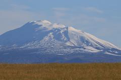 Hekla, Suðurland (South Iceland) (Mike Sirotin) Tags: white iceland snow travel landscape hekla travelphotography landscapephotography mountain southiceland hecla ísland suðurland volcano nature naturephotography
