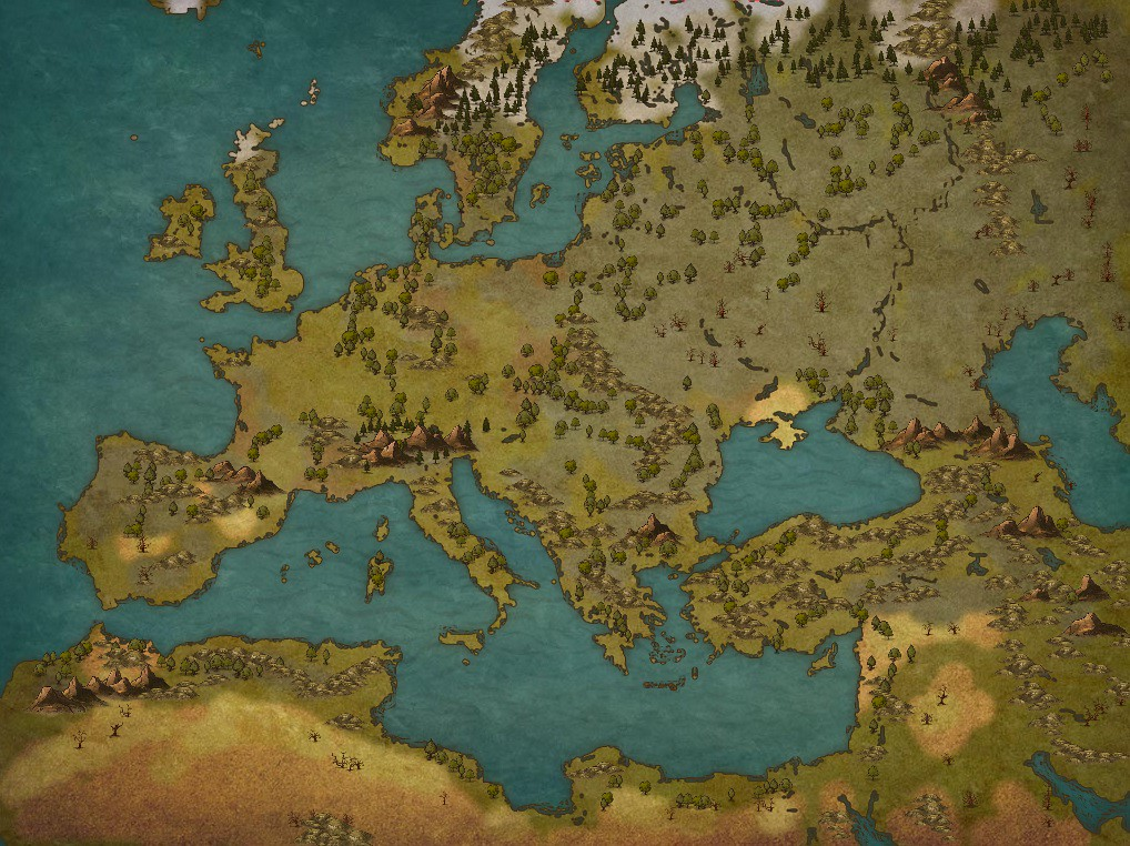 Inkarnate World Map.The World S Best Photos Of Inkarnate And Map Flickr Hive Mind