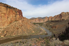Smith Rock State Park (russ david) Tags: smith rock state park april 2017 oregon or landscape crooked river deschutes county canyon