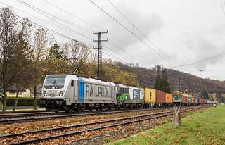 187 302 und 193 236 in Viehofen (12.11.17)