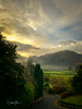 iPhone - Morning Mist in the Borrowdale Valley (Dave Wilson Cumbria) Tags: keswick rosthwaite england unitedkingdom gb iphone borrowdale hazel bank country house hotel cumbria