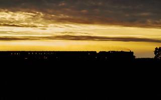 Jubilee Sunset.