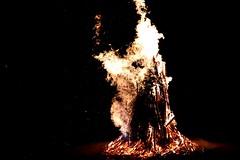Fireplace (Carandoom) Tags: 2017 switzerland fire escalade fête geneva flamme