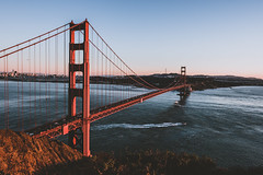 The Golden Gate Bridge (soomness) Tags: goldengate goldengatebridge sanfrancisco california sf bayarea fujifilmxt2 xt2 xseries fujifilm fujinon fuji myfujifilm architecture design sea sky bridge icon