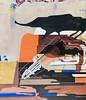 Jim Harris: Jim Harris: Tracking Station, Outer Perimeter - New Arctic Region. (Jim Harris: Artist.) Tags: art arte painting kunst kunstzeitgenössische künstler painter maalaus malerei málverk abstract contemporaryart peinture taide lartabstrait